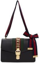 Gucci Black Small Sylvie Bag