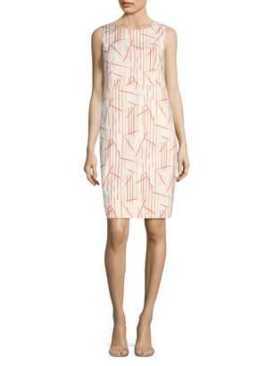 Peserico Cotton Striped Dress