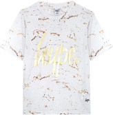 Hype Marble print t-shirt 3-13 years