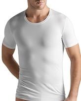 Hanro Cotton Superior Short Sleeve Crewneck Tee