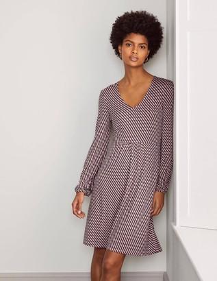 Hattie Jersey Dress