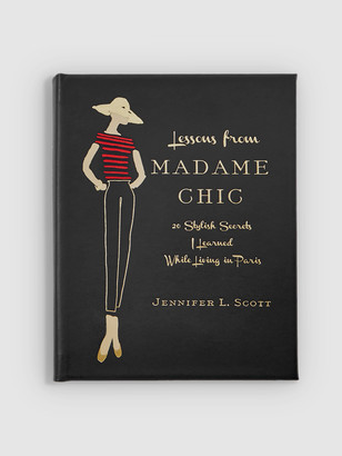 Graphic Image Lessons from Madame Chic Genuine Leather