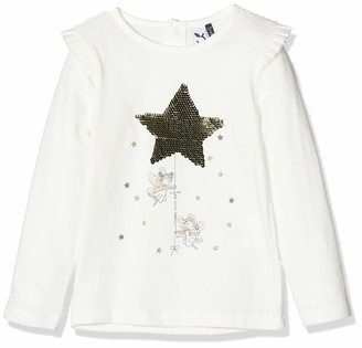 3 Pommes Baby Girls' 3p10042 Tee-Shirt Ml T