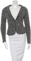 Nina Ricci Bouclé Long Sleeve Jacket