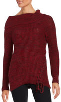 Jessica Simpson Gwenore Knit Sweater