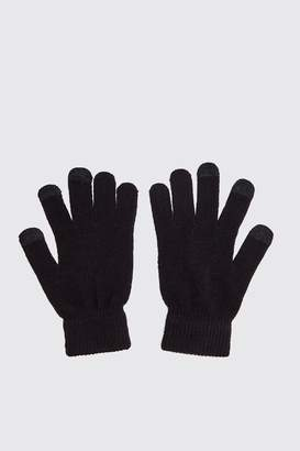 boohoo Smartphone Touch Screen Gloves