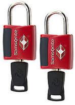Samsonite Travel Sentry 2 Pack Key Lock