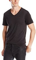 G Star Men's Harm Shortsleeve V-Neck Tee In Compact Jersey