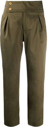 L'Autre Chose Tapered Trousers