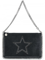 Stella McCartney 'Falabella' studded clutch
