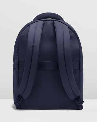 Lipault Paris - Women's Navy Backpacks - City Plume Backpack - Size One Size at The Iconic