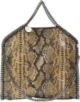 Stella McCartney Falabella Three Chains Eco Python Bag