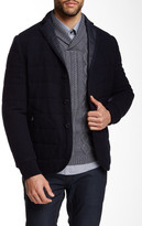 Zachary Prell Caring Cross Wool Blend Jacket
