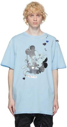 99% Is Blue Love In The Dark T-Shirt