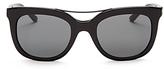 Tory Burch Square Sunglasses, 56mm