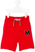 Frankie Morello Kids - fleece shorts - kids - Cotton - 2 yrs