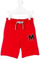 Frankie Morello Kids fleece shorts