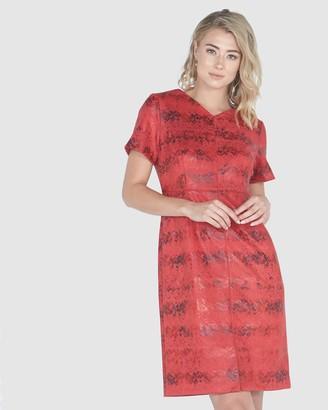 Privilege Addison Dress