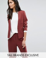 Y.A.S Tall Clady Suit Blazer Co-Ord