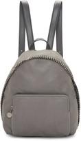 Stella McCartney Grey Small Falabella Shaggy Deer Backpack