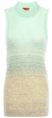 Missoni Degrade Brushed Knitted Top