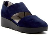 Eileen Fisher Turban Asymmetrical Platform Shoe