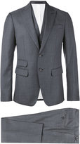 DSQUARED2 three-piece London suit
