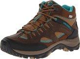 Merrell Women's Salida Mid Waterproof Hiking Boot