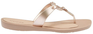 GUESS Tyana Rose Gold Sandal