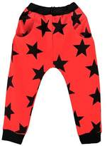Tailloday Little Boys' Stars Harem Trousers Toddlers Pants Size 2-7 Years