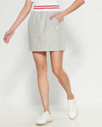 Champion Stripe Waist Mini Skirt