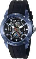 Stuhrling Original Men's 266.33X61 Leisure Crucible Analog Display Automatic Self Wind Watch