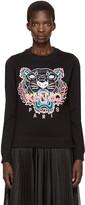 Kenzo Black Tiger Pullover