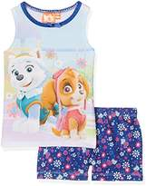 Disney Girl's Paw Patrol Pyjama Sets,(Manufacturer Size:5 Years)