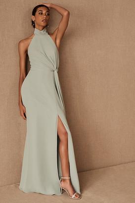 Jenny Yoo Elliya Dress By in Blue Size 0