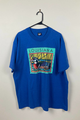 Urban Outfitters Vintage Louisiana Graphic Tee (1987)
