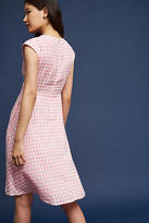 Tylho Ruched Gingham Dress