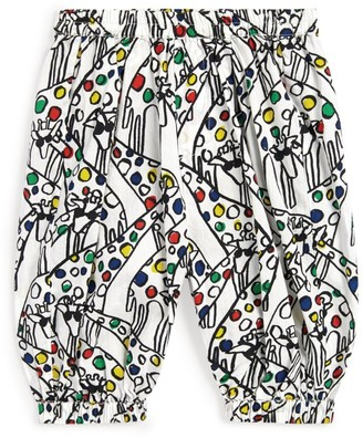Stella McCartney Giraffe Print Trousers