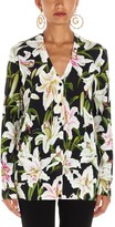 Dolce & Gabbana Floral Buttoned Cardigan