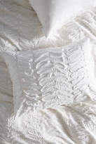 Anthropologie Ruffled Shams