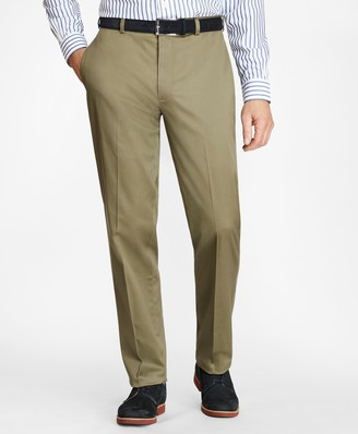 Brooks Brothers Clark Fit Lightweight Stretch Advantage Chino Pants