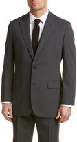 Brooks Brothers Brooks Cool Madison Classic Fit Wool-Blend Suit With Pleated Pant