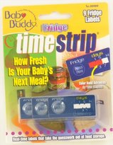 Baby Buddy TimeStrips 9ct Fridge [Baby Product]