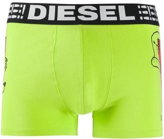 Diesel Eye Print Boxers