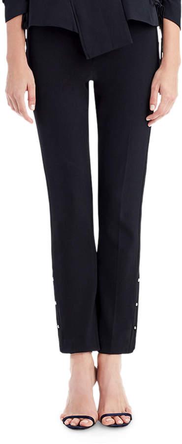 Jason Wu Straight-Leg Pants with Stud Details