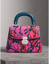 Burberry The Medium DK88 Splash Top Handle Bag