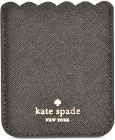 Kate Spade Scallop Card Pocket