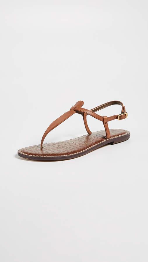 c72103870c71 Sam Edelman Thong Women s Sandals - ShopStyle