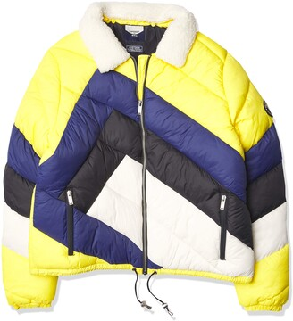 Superdry Women's Splice Padded Jacket