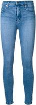 Nobody Denim - Cult Skinny Ankle Tone - women - Organic Cotton/Elastodiene/Polyester - 29